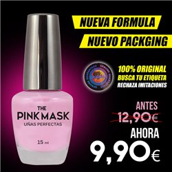 The Pink Mask – Flüssiges Latex für Perfekte Nägel