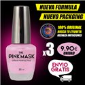 The Pink Mask - Perfekte Nägel Pack x 3