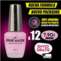 The Pink Mask - Perfect nails Pack x 12