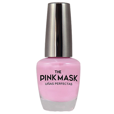 The Pink Mask - Látex líquido para Uñas Perfectas